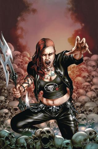 Hellchild: Blood Money #1 (Vigonte Cover)