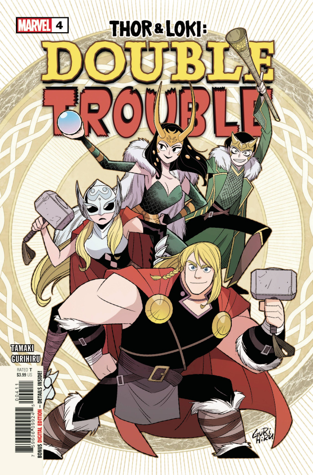 Thor & Loki: Double Trouble #4