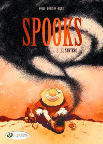Spooks Vol. 3: El Santero