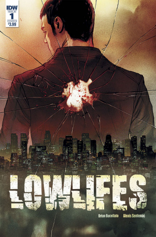 Lowlifes #1 (10 Copy Cover)