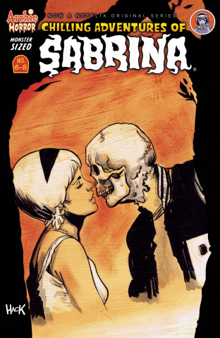 The Chilling Adventures of Sabrina #1 (Monster Sized Edition)