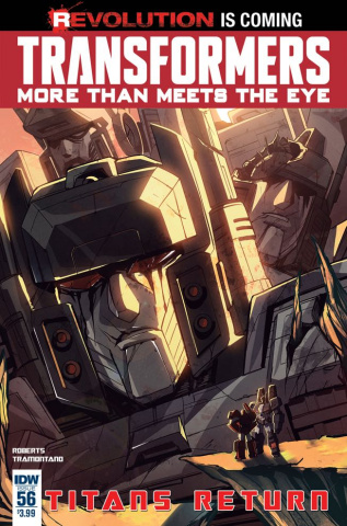 The Transformers: More Than Meets the Eye #56