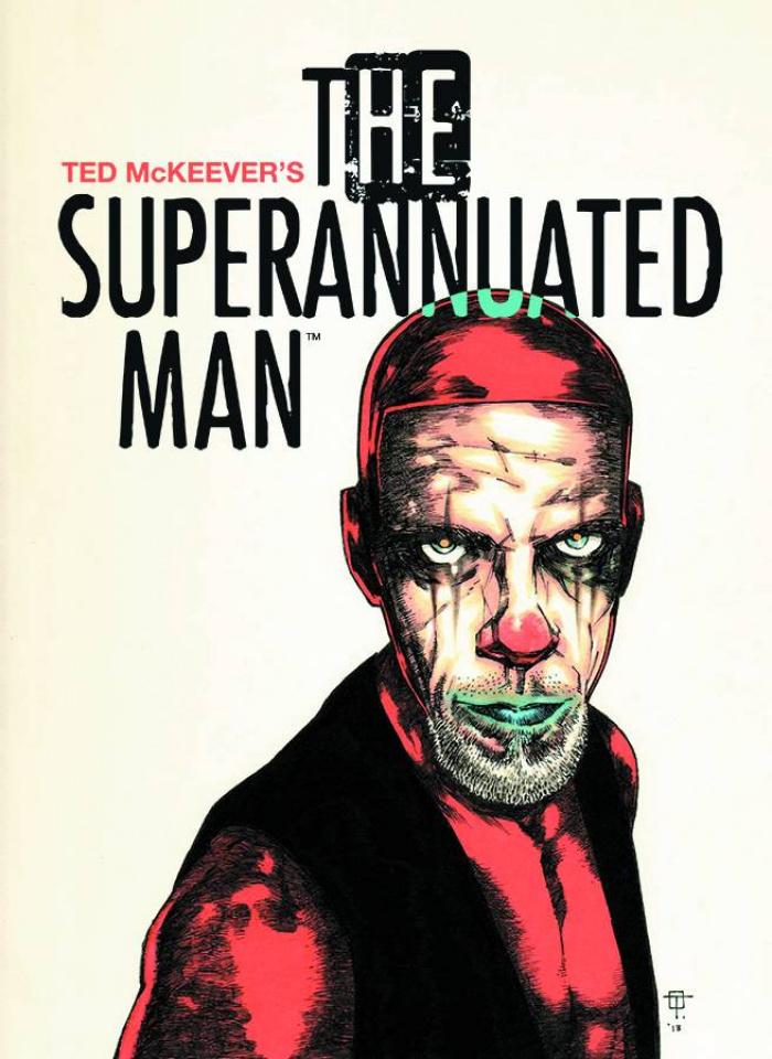 The Superannuated Man #6