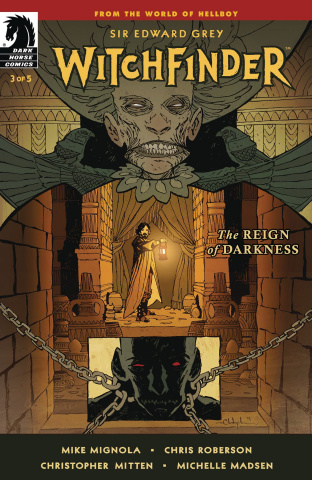 Witchfinder: The Reign of Darkness #3