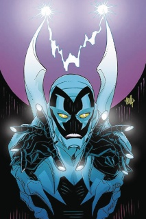 Blue Beetle #2 (Variant Cover)