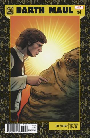 Star Wars: Darth Maul #4 (Zdarsky 40th Anniversary Cover)