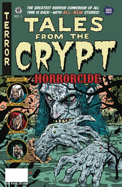Tales from the Crypt: Horrorcide #2