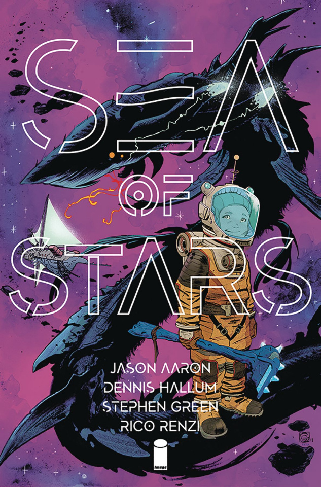 Sea of Stars #1 (Green Cover)