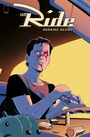 The Ride: Burning Desire #3 (Hillyard Cover)