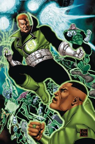 Green Lantern Corps: The Edge of Oblivion #5