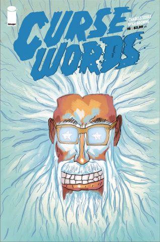 Curse Words #16 (10 Copy Soule Cover)
