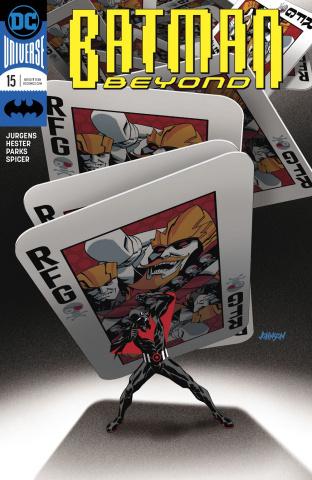 Batman Beyond #15 (Variant Cover)