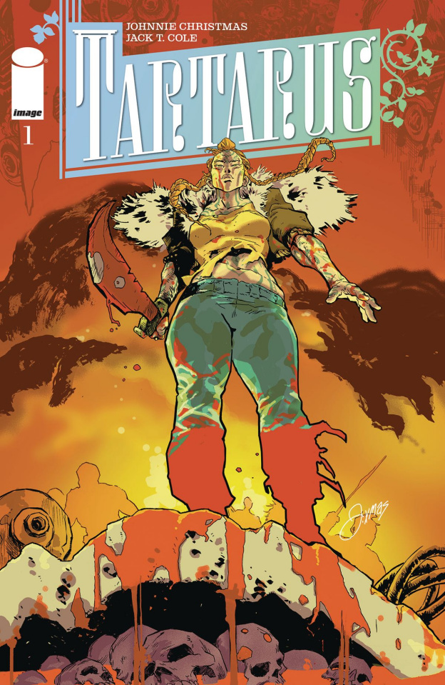 Tartarus #1 (Christmas Cover)