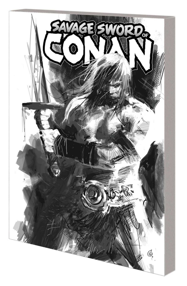 The Savage Sword of Conan Vol. 1: The Cult of Koga Thun
