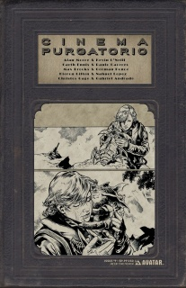 Cinema Purgatorio #9 (Ancient Tome Premium Cover)
