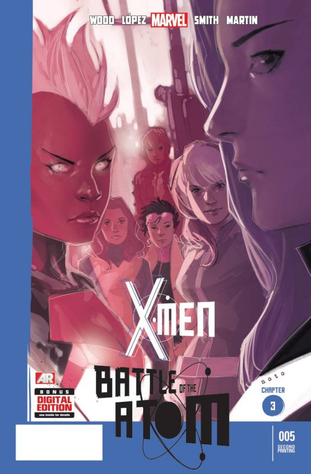 X-Men #5 (2nd Printing)