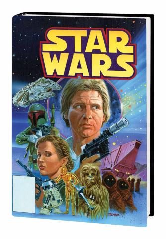 Star Wars Legends: The Original Marvel Years Vol. 3 (Hildebrandt Cover)