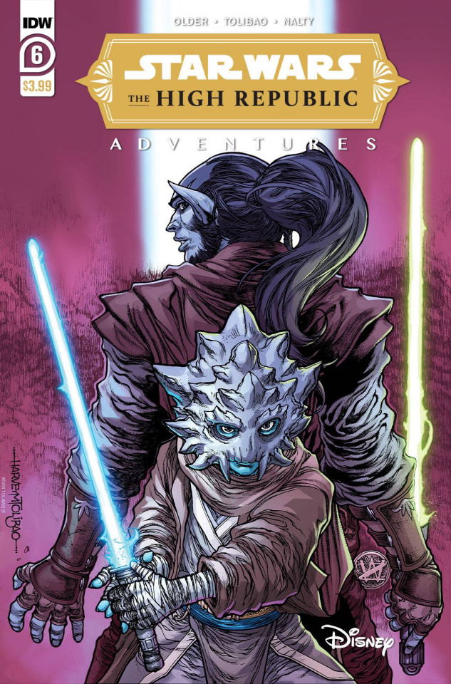 Star Wars: The High Republic Adventures #6 (Tolibao Cover)
