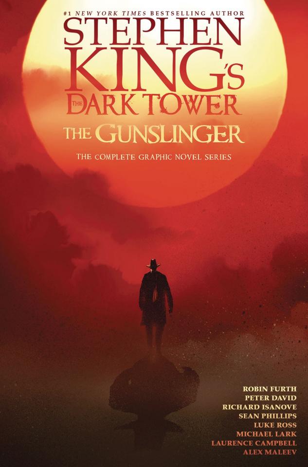 The Dark Tower: The Gunslinger (Boxed Set)