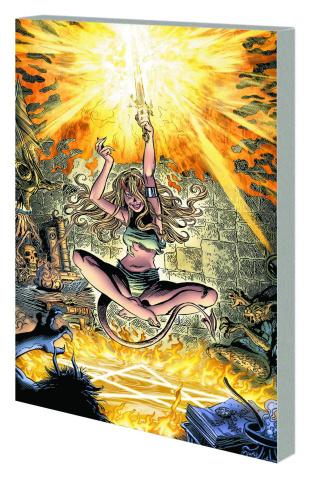 X-Men: Magik - Storm and Illyana