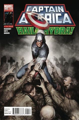 Captain America: Hail Hydra! #4