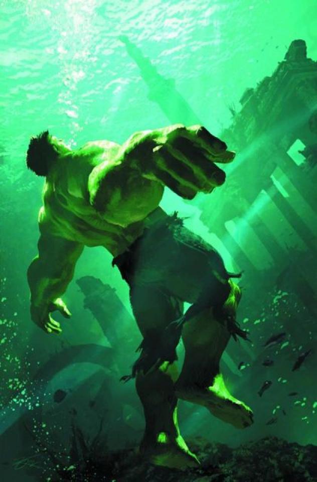 The Incredible Hulk #9