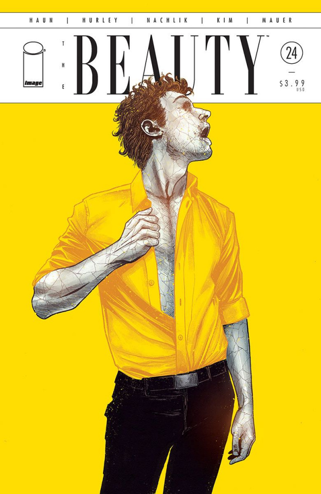 The Beauty #24 (Haun & Filardi Cover)