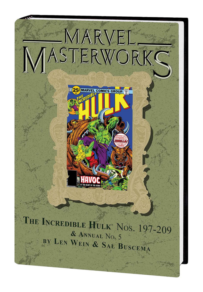 The Incredible Hulk Vol. 12 (Marvel Masterworks)