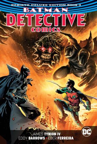 Detective Comics Book 3 (Rebirth)
