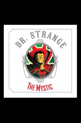 Doctor Strange #1 (Doe Hip Hop Cover)