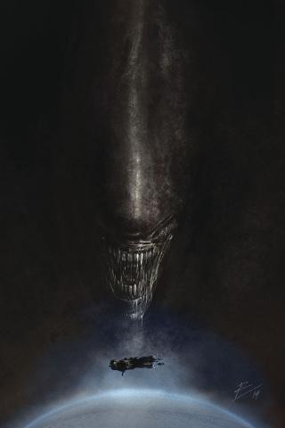 Aliens: Rescue #2 (De La Torre Cover)