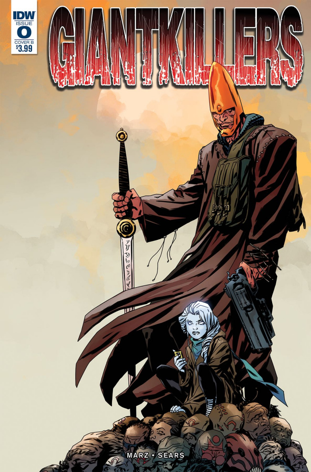 Giantkillers #0 (Sears & Smith Cover)