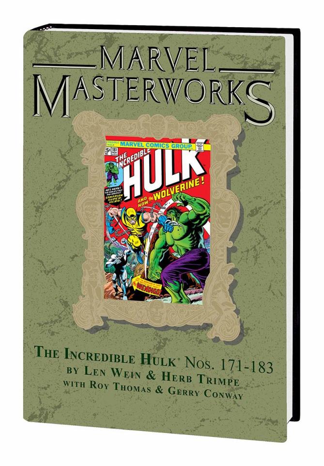 The Incredible Hulk Vol. 10 (Marvel Masterworks)