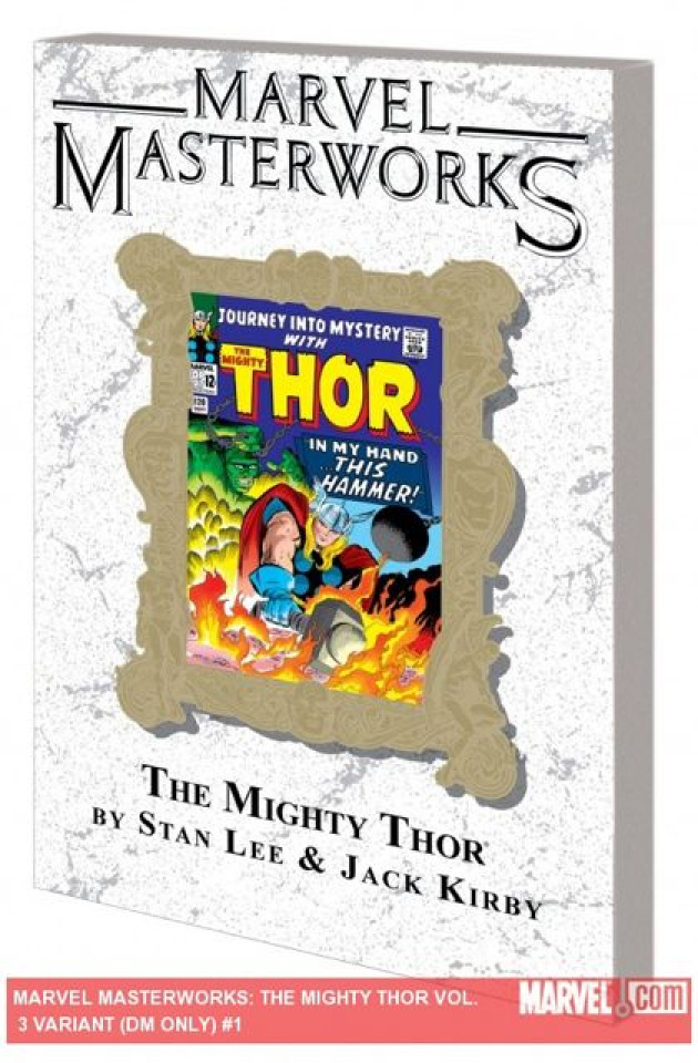 The Mighty Thor Vol. 3 (Marvel Masterworks)