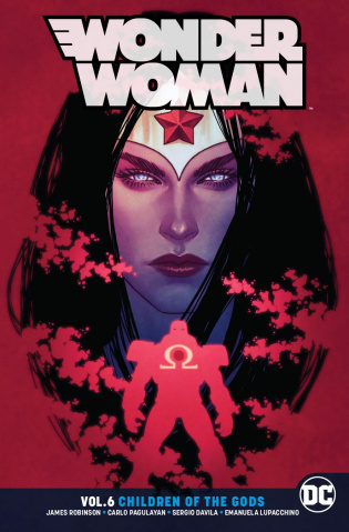 Wonder Woman Vol. 6: Children of the Gods