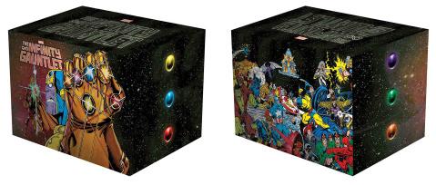 The Infinity Gauntlet (Slipcase Set)