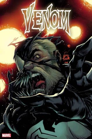 Venom #28 (Stegman Cover)