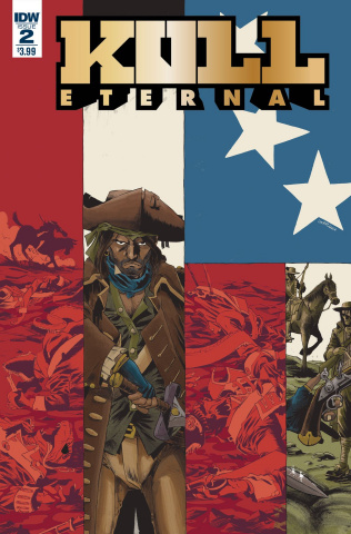 Kull: Eternal #2 (Pizzari Cover)