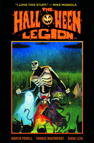 The Halloween Legion: The Great Goblin Invasion
