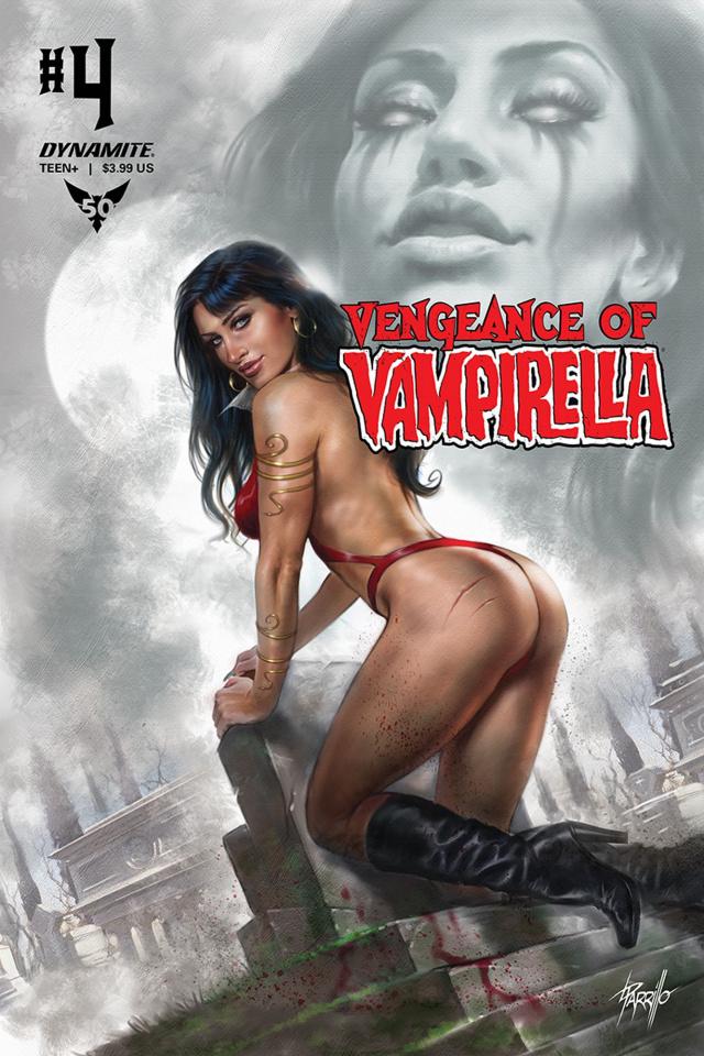 Vengeance of Vampirella #4 (Parillo Cover)