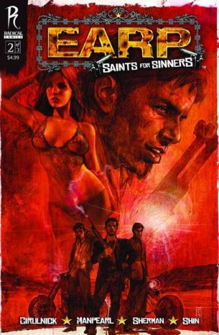 Earp: Saints for Sinners #2