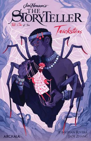 The Storyteller: Tricksters #1 (Pendergast Cover)