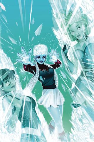 DC Comics Bombshells #31