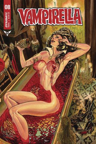 Vampirella #8 (March Cover)