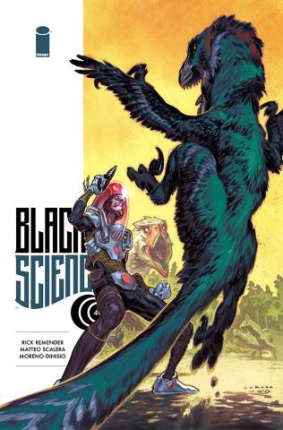 Black Science #40 (Larosa Cover)