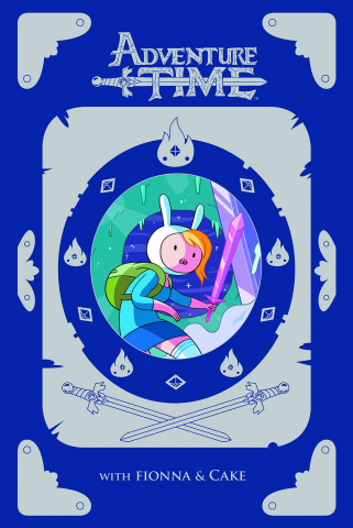 Adventure Time with Fionna & Cake (Enchiridion Edition)