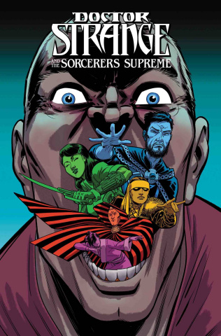 Doctor Strange and the Sorcerers Supreme #6