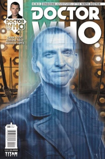 Doctor Who: New Adventures with the Ninth Doctor #8 (Photo Cover)