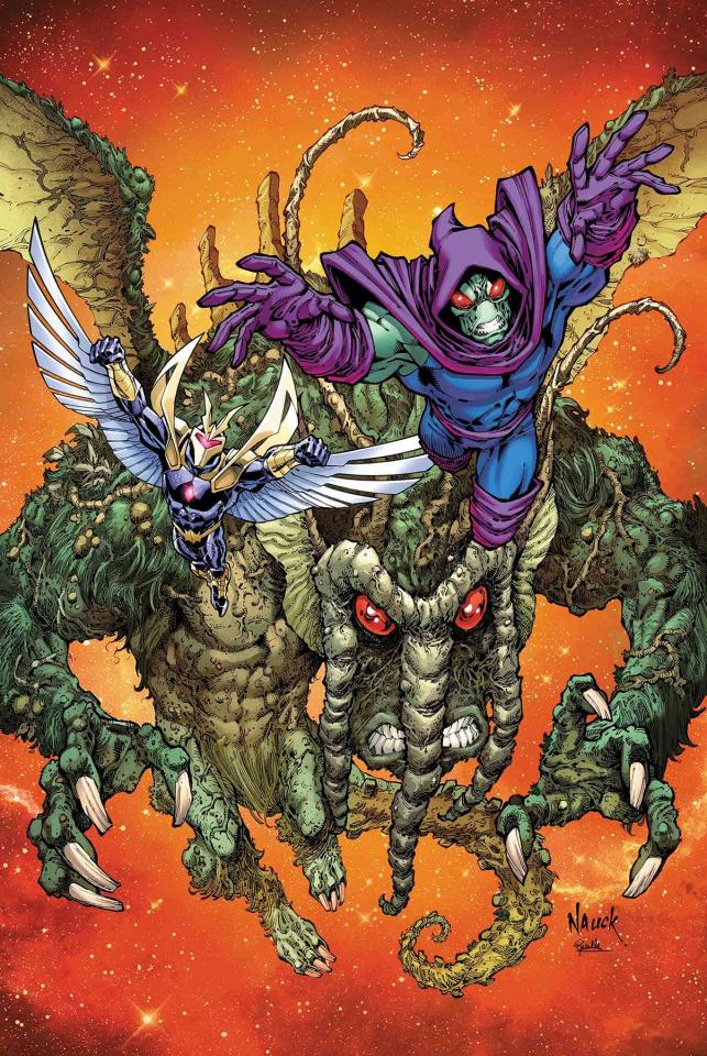 Infinity Wars: Sleepwalker #3