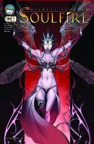 Soulfire #7 (Konat Cover)